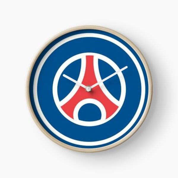 Psg Clocks Redbubble