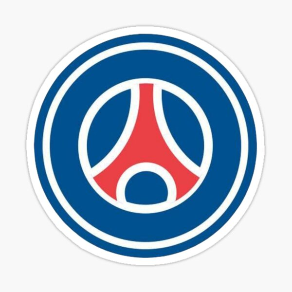 Paris Saint Germain Stickers Redbubble