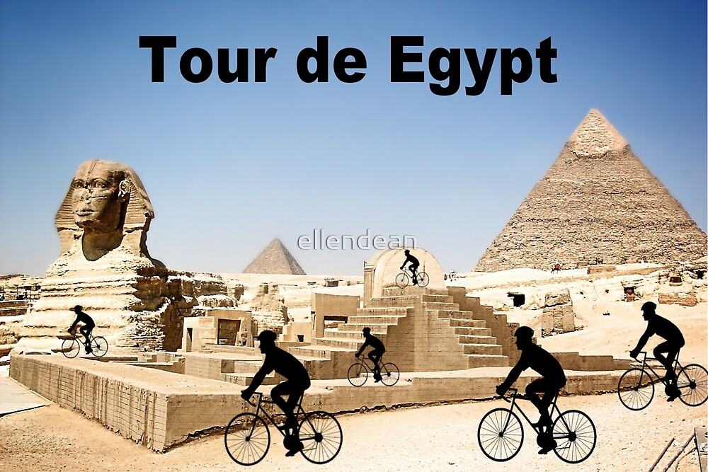 Fun Tour de Egypt by ellendean