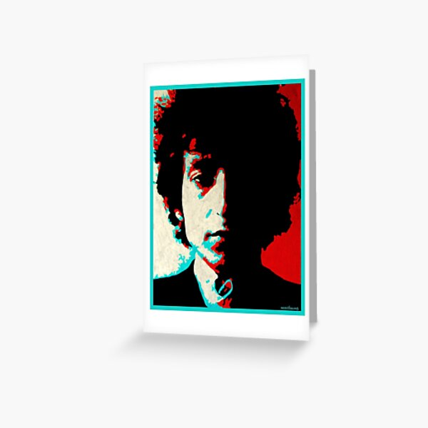 Dylan Greeting Card