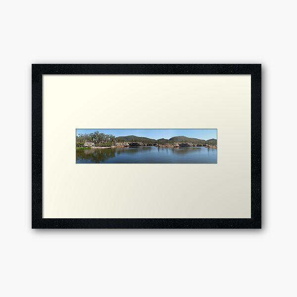 Dunn's Swamp Wollemi National Park, NSW, Australia Framed Art Print
