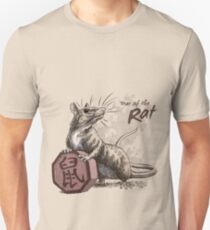 Year of the Rat Slim Fit T-Shirt