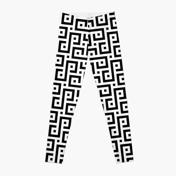 #Illusions gif, #abstract, #design, #pattern, art, illustration, twirl, hypnosis, twist, target, spiral Leggings