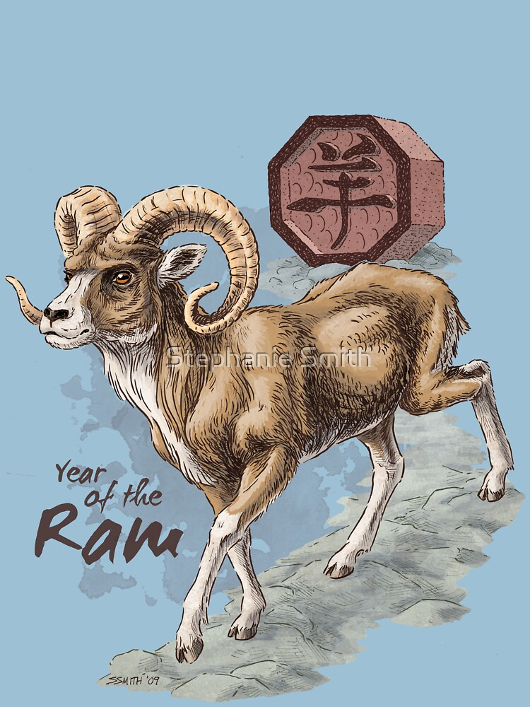 Year of the Ram by stephsmith