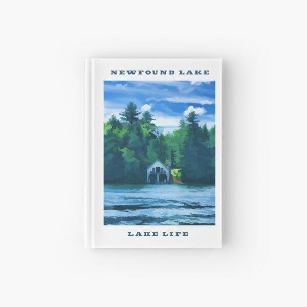 Newfound Lake - Lake Life Hardcover Journal