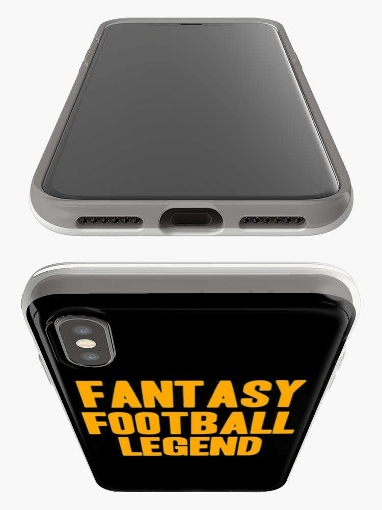 Vista alternativa de Funda y vinilo para iPhone Fantasy Football Legend