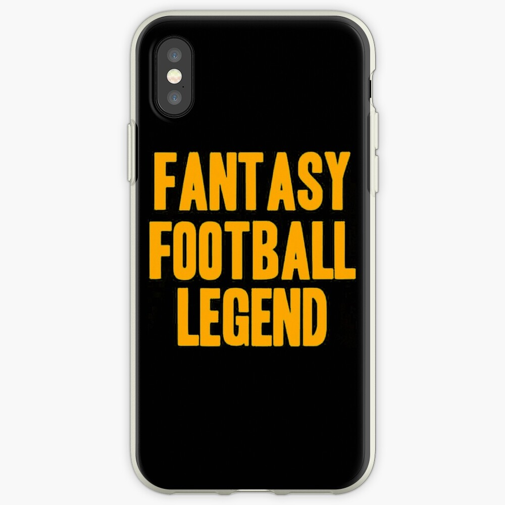 Fantasy Football Legend Funda y vinilo para iPhone