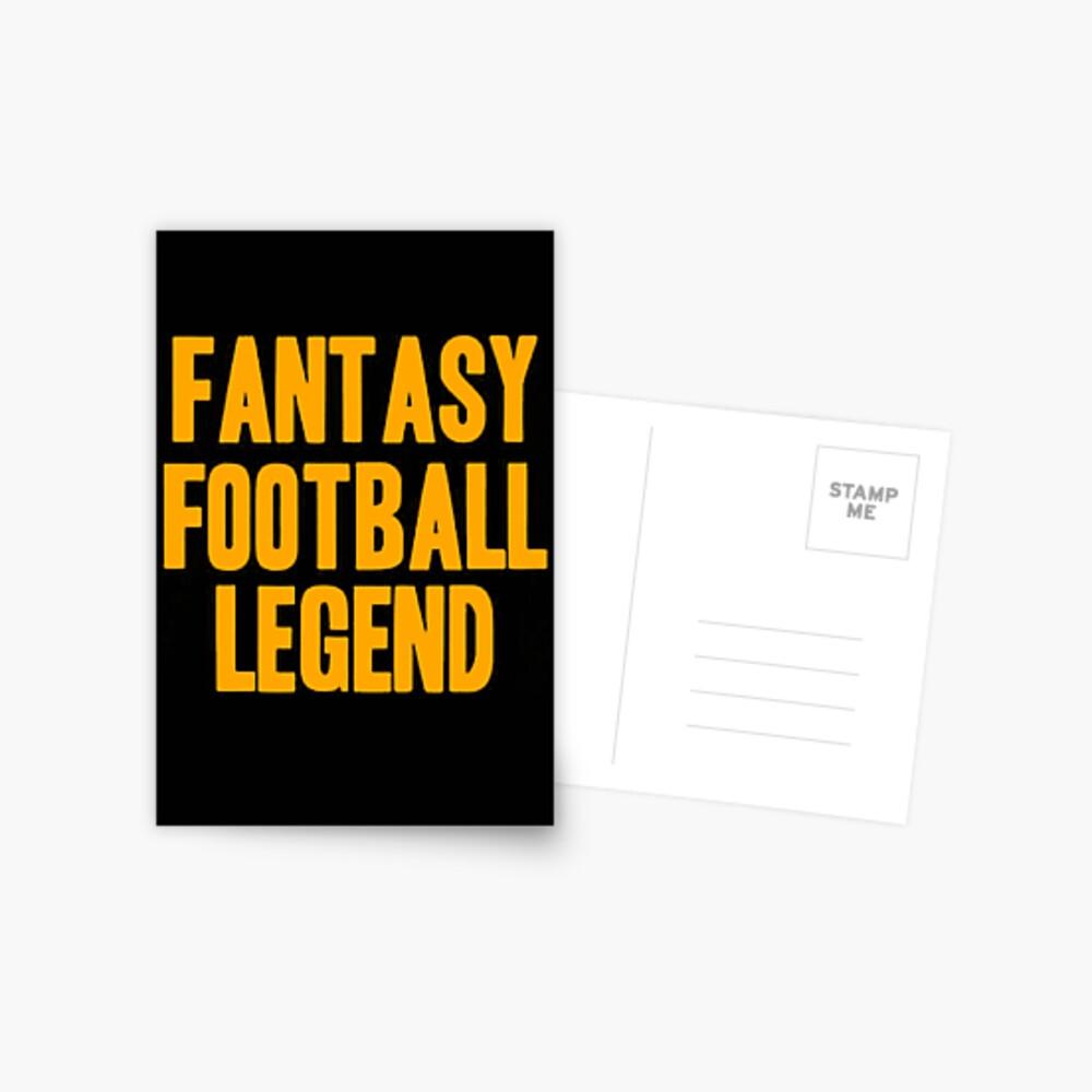 Fantasy Football Legend Postal