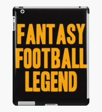 Vinilo o funda para iPad Fantasy Football Legend