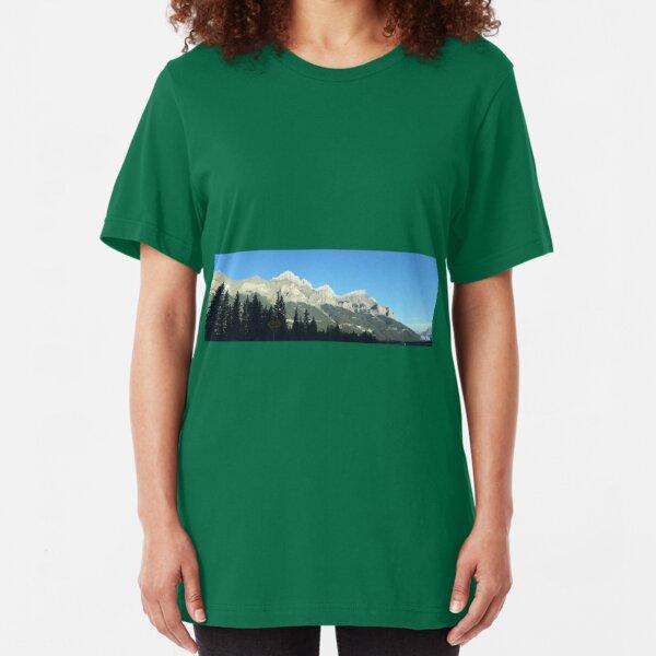 the rockies Canada Slim Fit T-Shirt