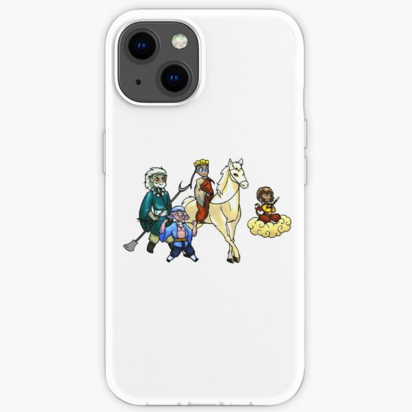 Journey To The West iPhone Soft Case