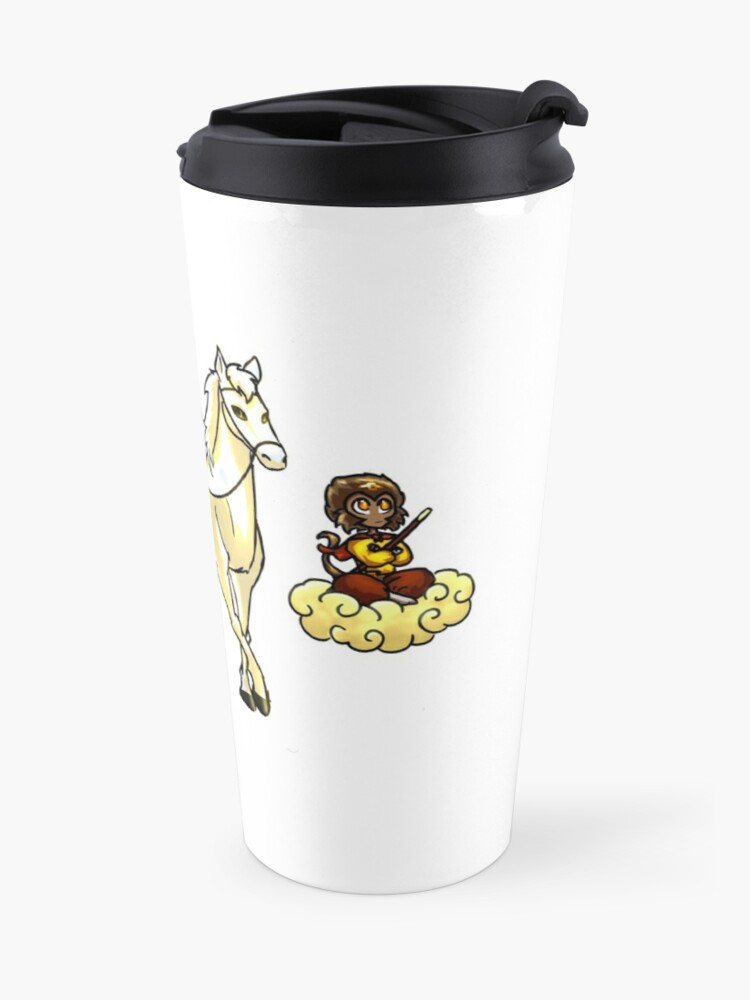 Alternate view of Journey To The West Travel Mug