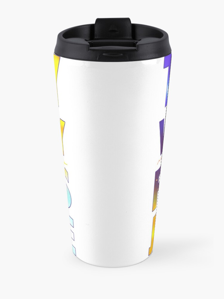 Alternate view of TRULY A VICTORY FOR THE FORCES OF JUSTICE Travel Mug