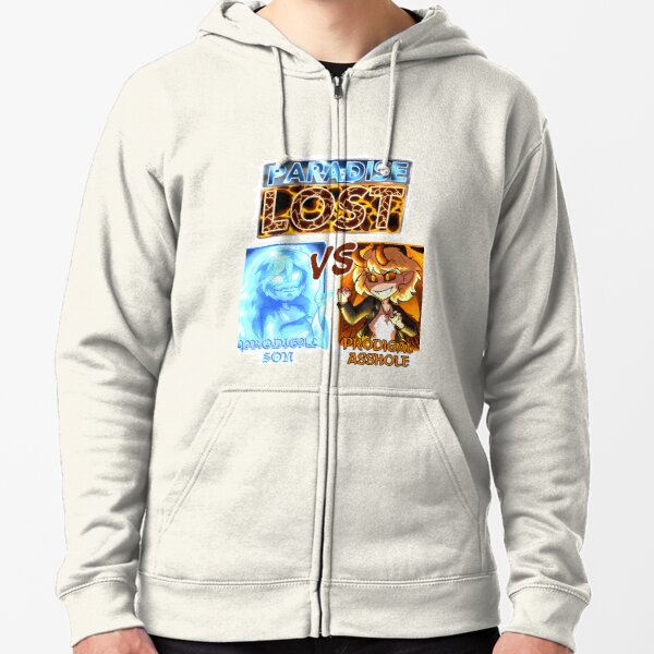 Paradise Lost (ULTIMATE DEATHMATCH EDITION) Zipped Hoodie