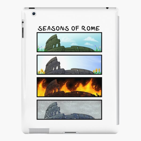 Seasons of Rome iPad Snap Case