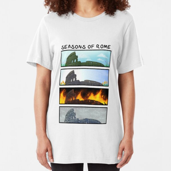 Seasons of Rome Slim Fit T-Shirt
