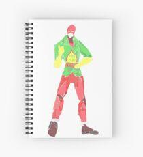 mr terrific  Spiral Notebook