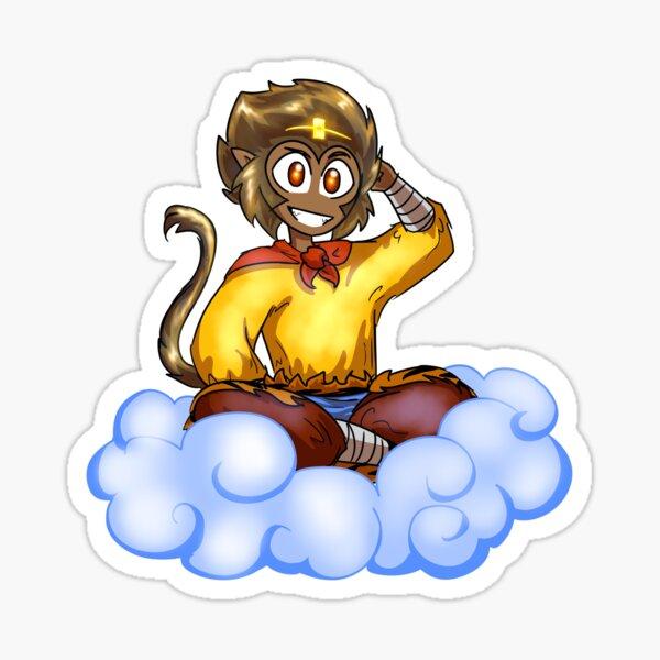 Monkey King Sticker