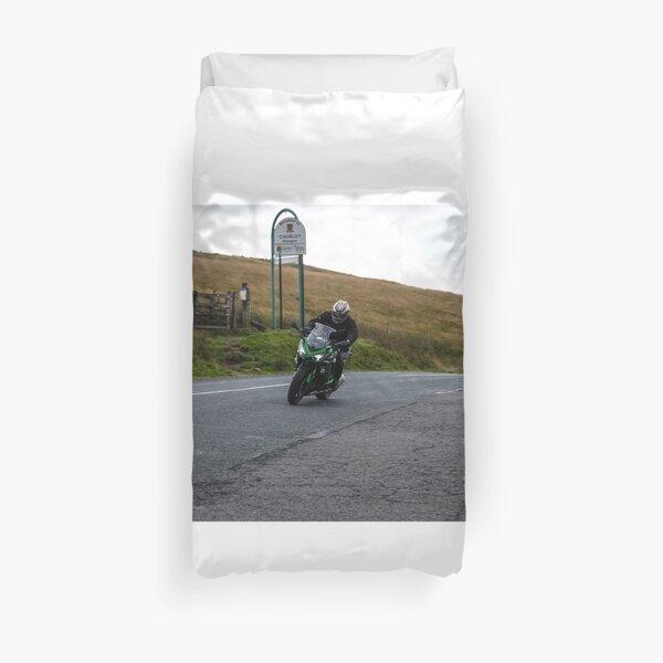 moto kawasaki Housse de couette