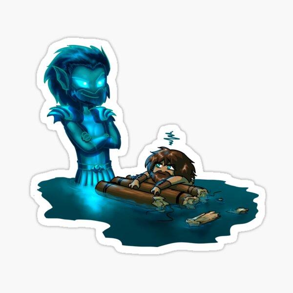 Odysseus Sticker