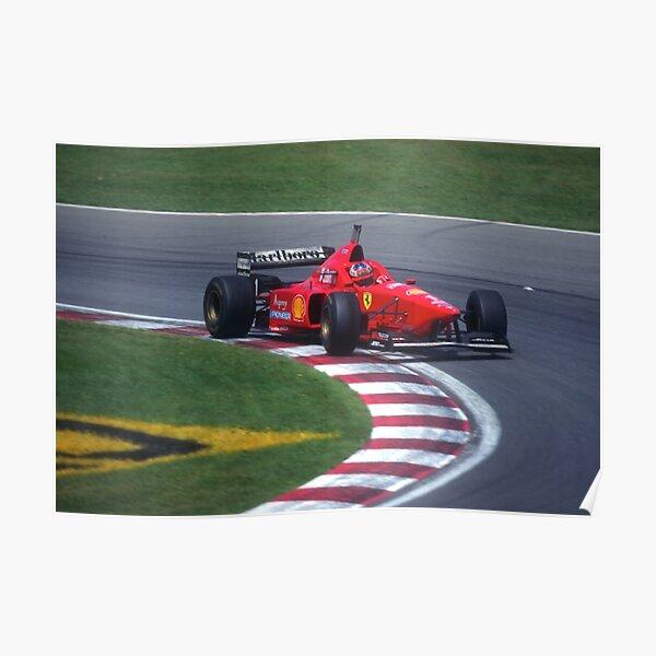Michael Schumacher Poster