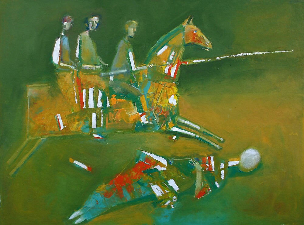 Horsemen of the Apocalypse 2 by Valeriu Buev