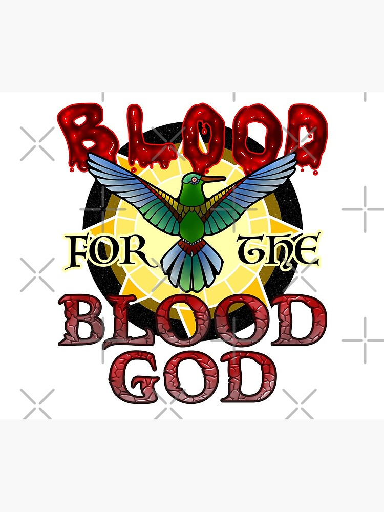 Blood for the Blood God by OSPYouTube