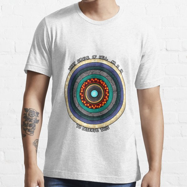 Circles of Hell Essential T-Shirt