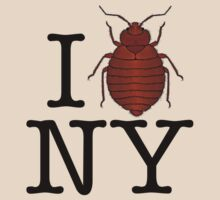 Bed Bugs Love New York