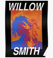 Willow Smith Iridescence Poster