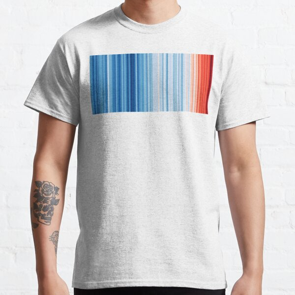 Show your stripes - Globally Classic T-Shirt