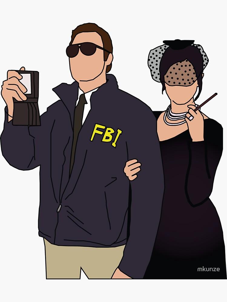 Burt Macklin & Janet Snakehole by mkunze