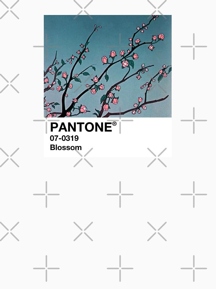 Blossom PANTONE 90s Anime estética de sach8