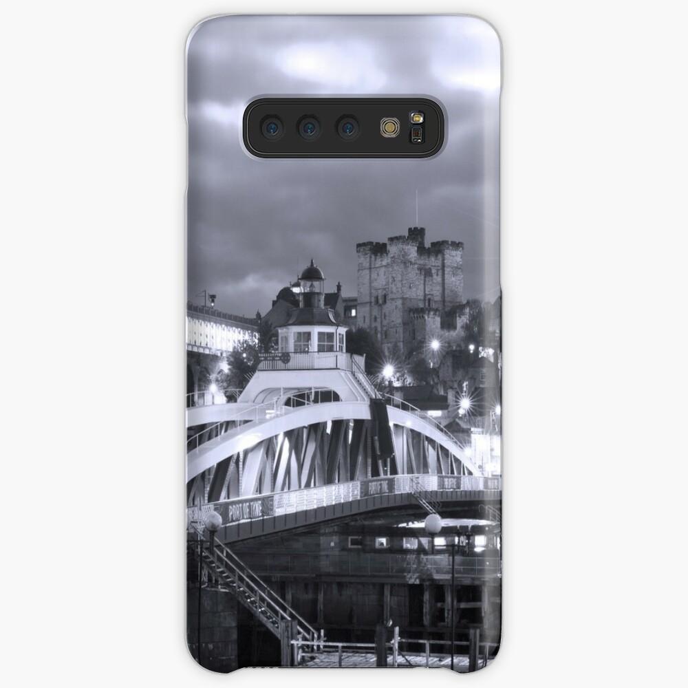 Swing Bridge Skyline, Newcastle upon Tyne Case & Skin for Samsung Galaxy