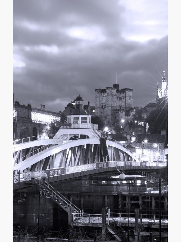 Swing Bridge Skyline, Newcastle upon Tyne by robcole