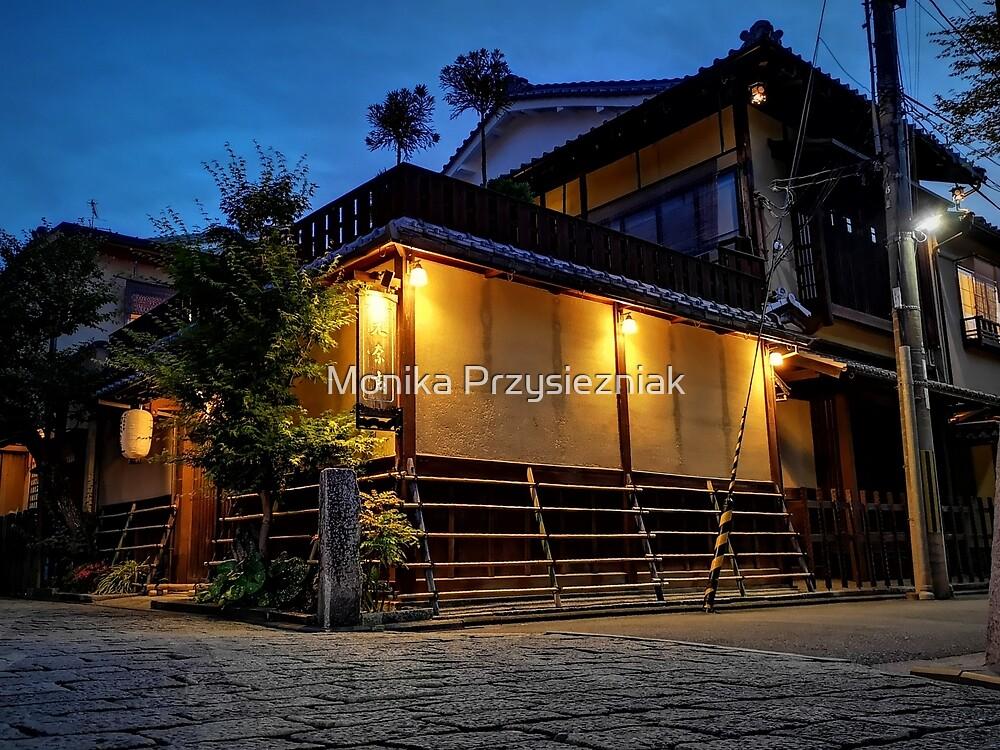 Night in Kyoto #1 by CornyMistick