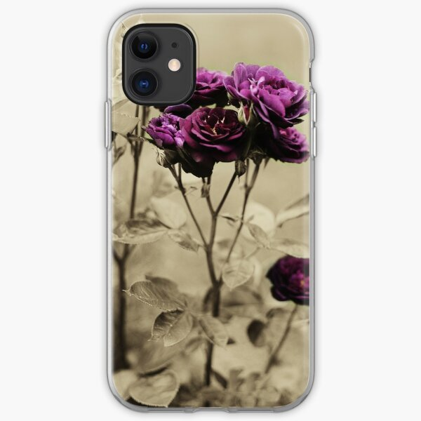 Ebb Tide Rose by Darren Harwood iPhone Soft Case