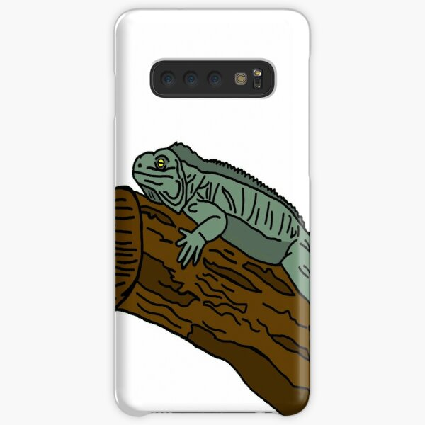 Iguana Samsung Galaxy Snap Case