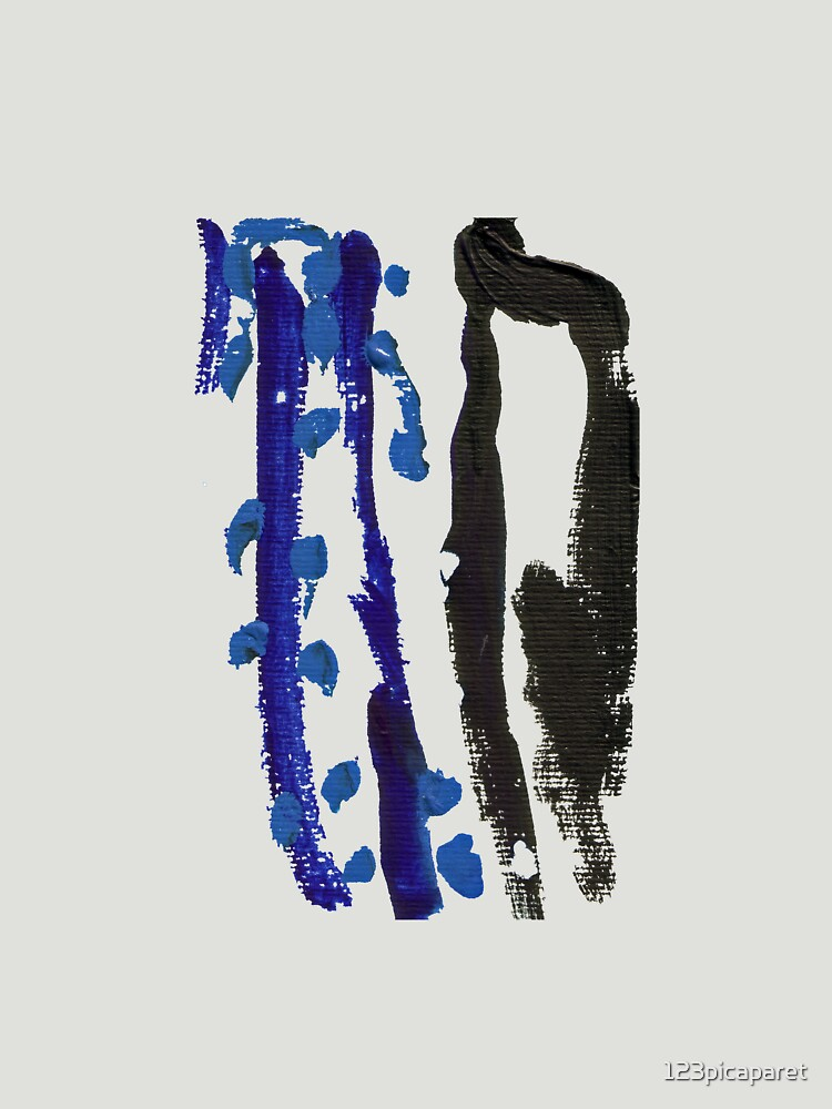 Black & Blue by 123picaparet