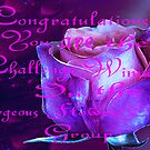 Banner Challenge in Gorgeous Flower Cards by AngelinaLucia10