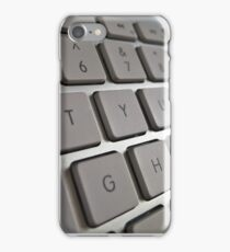 Computer keyboard iPhone Case/Skin