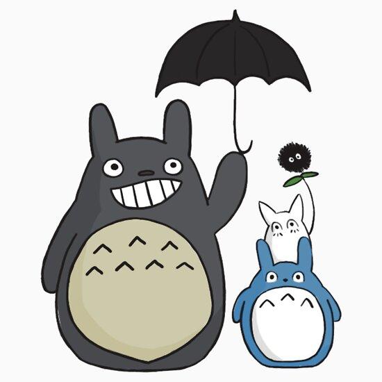 TShirtGifter presents: Totoro family