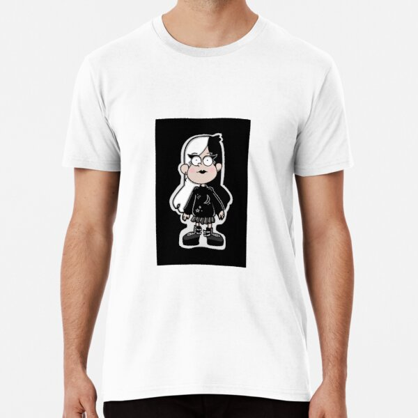 Gothic Mable from Gravity Falls Premium T-Shirt