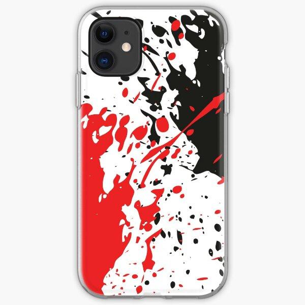St Kilda Splatter iPhone cover/case #1 iPhone Soft Case