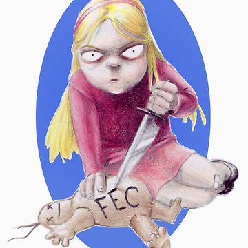 FEC Girl by stevesparke