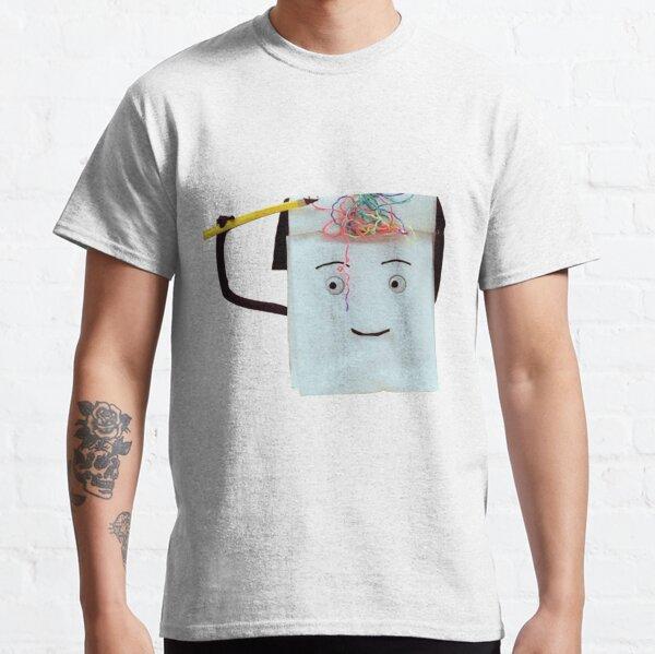No me abraces, estoy asustado Camiseta clásica