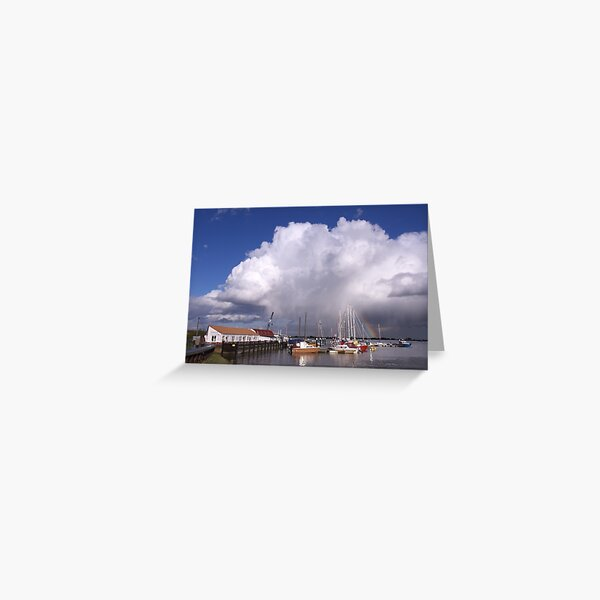 Heybridge Rainbow Greeting Card