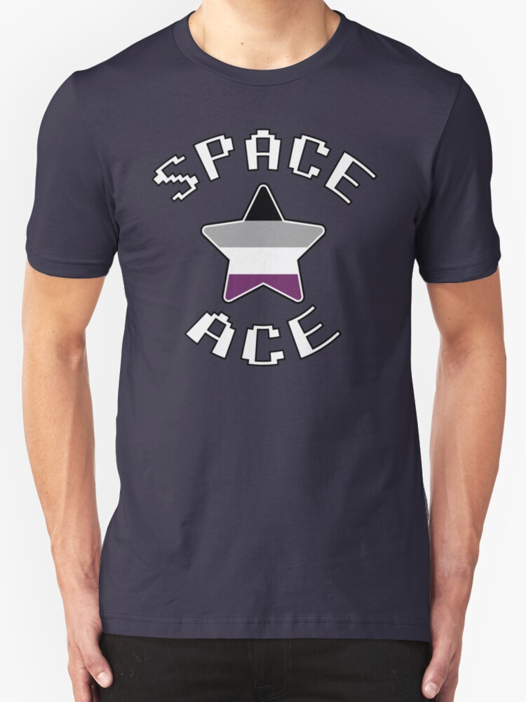 Asexual Star [Space Ace Version] by hamsters