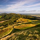 The Malvern Hills : British Camp by Angie Latham