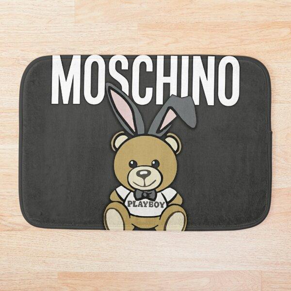 Moschino Funny Bear Bath Mat